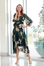 Sacha Drake Sarah Wrap Dress