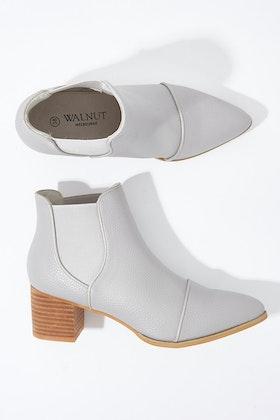 Walnut Kool Pebble Ankle Boot