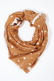 Dots With Dashes Scarf