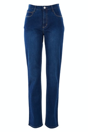 French Dressing Jeans Peggy Straight Leg Jean