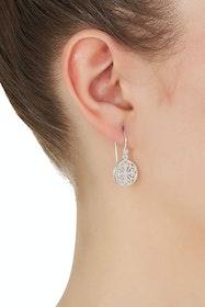 Marrakech Sterling Silver Earrings