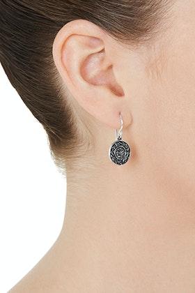 Najo Kanda Sterling Silver Earrings