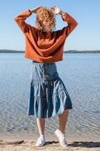 Boom Shankar Coast Skirt