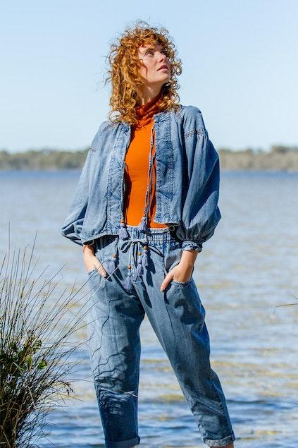 d0d0ee94bdaa Boom Shankar 50s dresses Coast Pant - Womens Pants - Birdsnest Online  Clothing Store