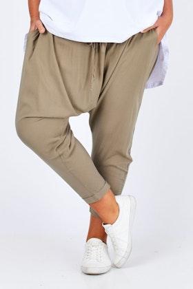 17 Sundays Casablanca Woven Harem Pants