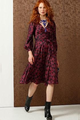 Sacha Drake Tina Wrap Dress
