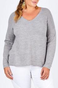 Merino Wool Detailed Sweater