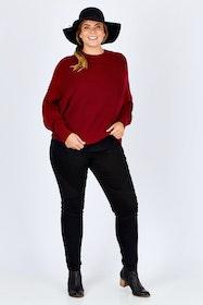 Merino Wool Cosy Sweater