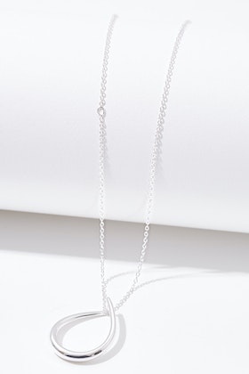 Najo Ulla Sterling Silver Necklace