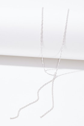 Najo Miranda Sterling Silver Necklace