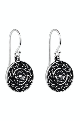 Najo Kanda Sterling Silver Earrings
