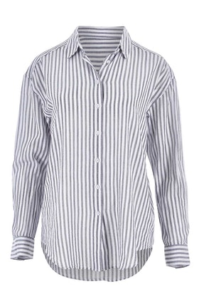 JAG Relaxed Stripe Shirt