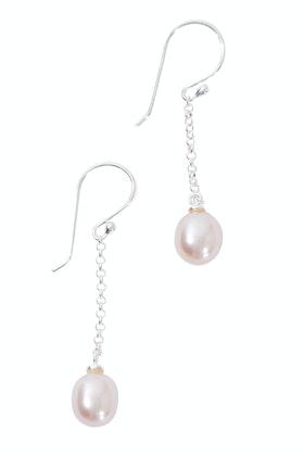Lush Designs Poppy Pink Hook Earrings