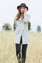 bird keepers The Zip Detail Jacket