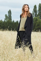 bird keepers The Longline Waterfall Cardi