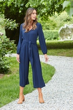 bird keepers The Long Sleeve Jumpsuit