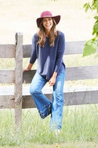 bird keepers The Stitch V-neck Knit