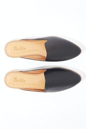 Rollie Mule Flat