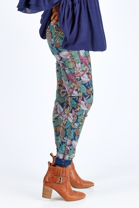 French Dressing Jeans Olivia Slim Leg Reversible Jean