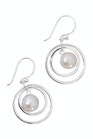 Eternal Pearl Earrings