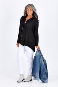 Long Sleeve Luxe Shirt