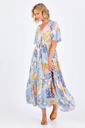 Jaase Island Maxi Dress