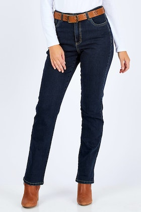 French Dressing Jeans Suzanne Straight Leg Jean