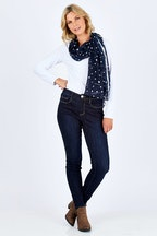 French Dressing Jeans Christina Slim Leg Jean