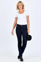 French Dressing Jeans Olivia Slim Leg