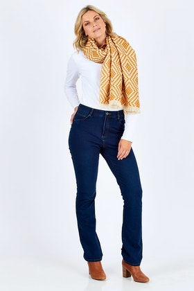 French Dressing Jeans Peggy Bootcut Jean