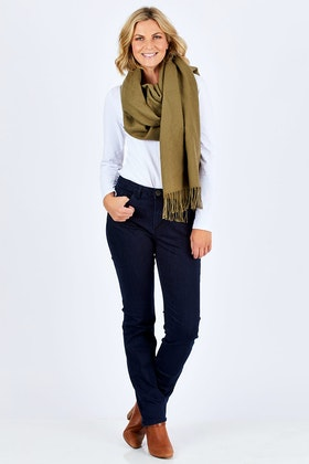 French Dressing Jeans Olivia Slim Leg Jean
