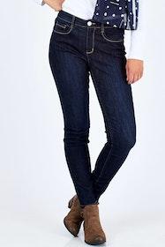 Christina Slim Leg Jean