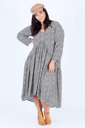 PQ Collection Peak Maxi Dress