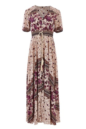 Sanctum Lavender Dress