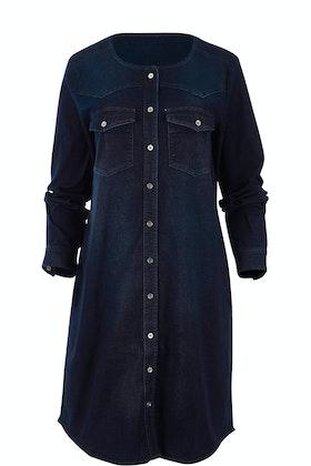Yarra Trail Washed Denim Dress