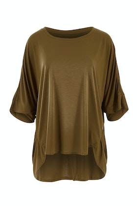 Tirelli Layered Sleeve Top