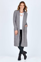 bird keepers The Longline Cardi