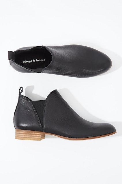 106b17fcf0adc Django & Juliette Foe Ankle Boot - Womens Boots - Birdsnest Buy Online