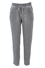 Embroided Pocket Pants