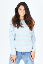 Gordon Smith Stripe Sweater