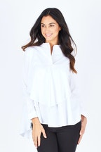 Tirelli Tuck Layer Shirt