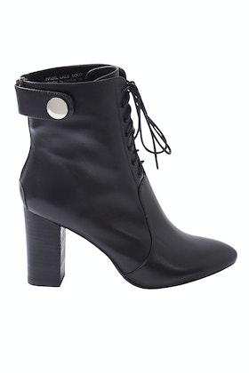 Walnut Hazel Lace Boot