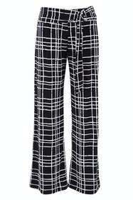 The Printed Travel Pant