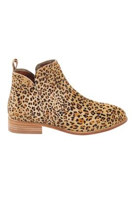 Walnut Douglas Ankle Boot