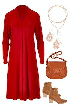 Rustic Red
