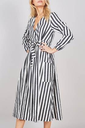 Brave & True Mayflower Long Sleeve Dress