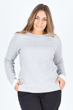 bird keepers The Reverse Sleeve Sweater