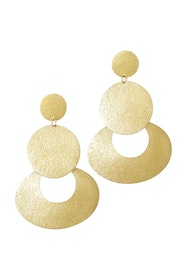 Circle Rings Earrings