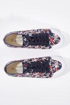 Walnut Play Empire Canvas Sneaker