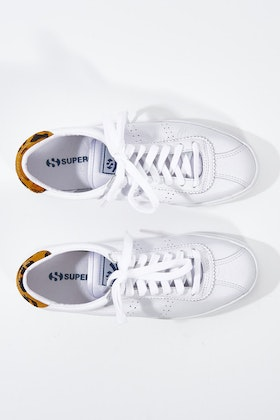 Superga 2843 Leather Sneaker